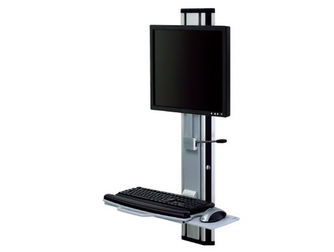 Intellaspace Fusion Slim Profile Wall Center Healthcare Solutions FXTMF080-S