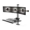 The Winston Triple Clamping Sit-Stand Workstations WNST-3-CM