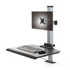 The Winston Single Clamping Sit-Stand Workstations WNST-1-CM