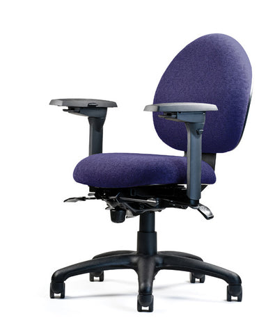 Neutral Posture Extra Small-Petite Seat/Minimal Contour Mid Back XSM5300