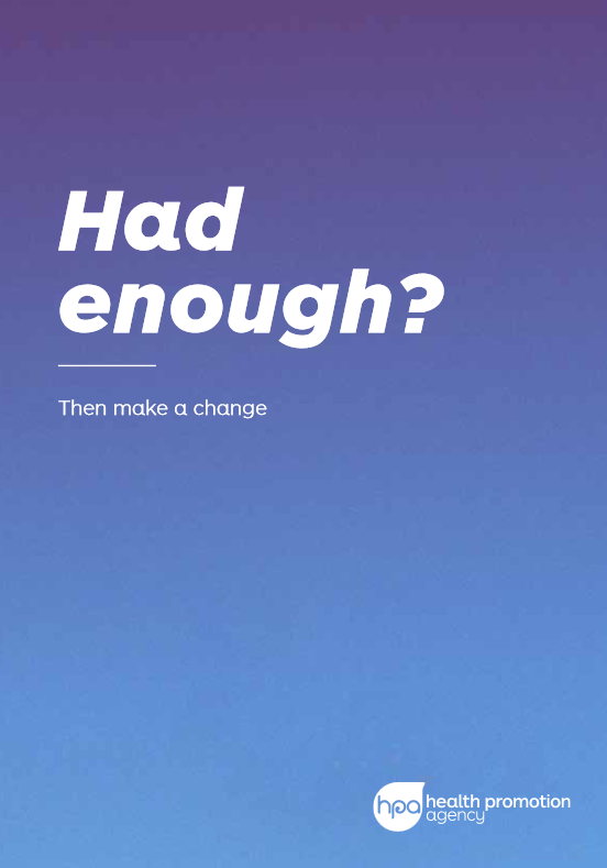 Had enough? - DVD & workbook