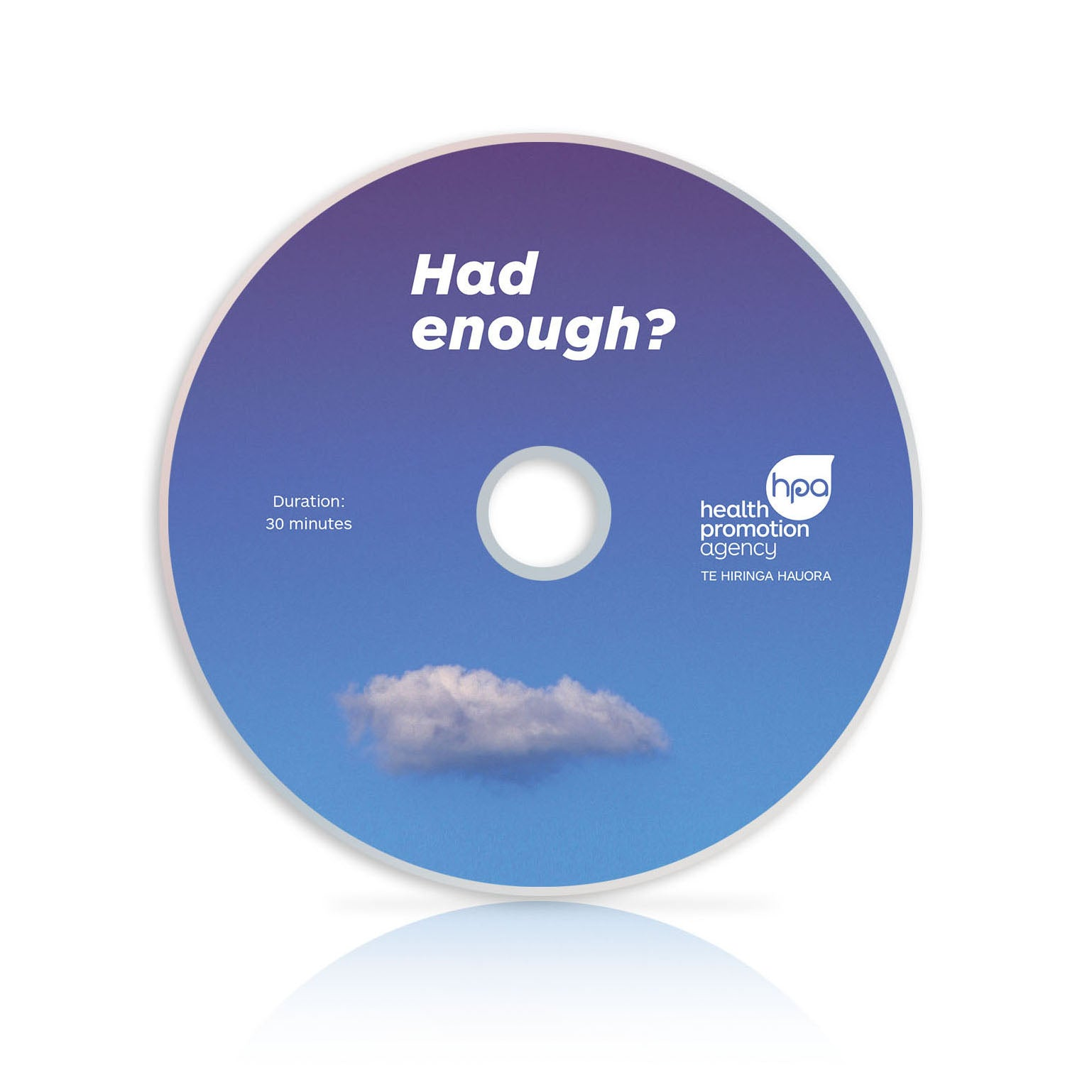 Had enough? - DVD only