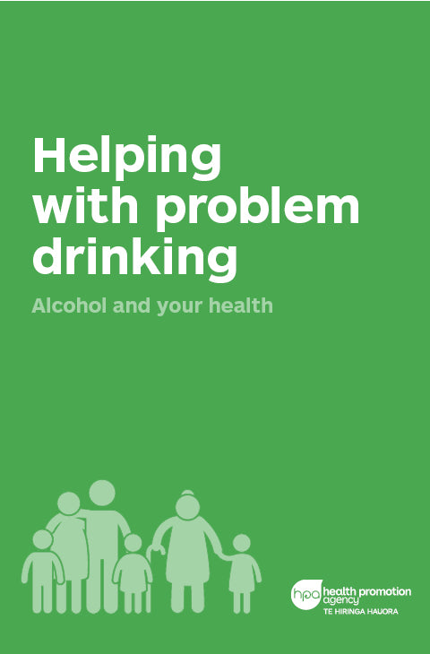 Helping with Problem Drinking booklet