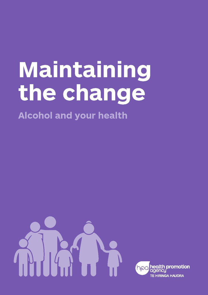 Maintaining the Change booklet