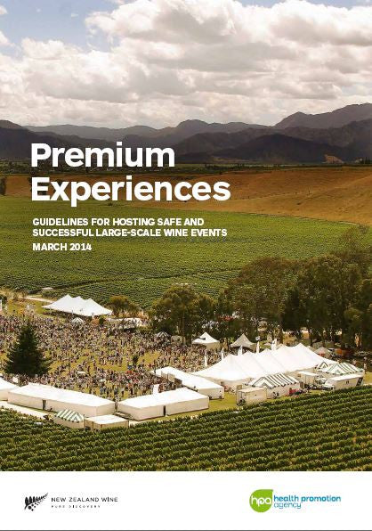 Premium Experience – Guidelines for Hosting Safe and Successful Large Wine Events