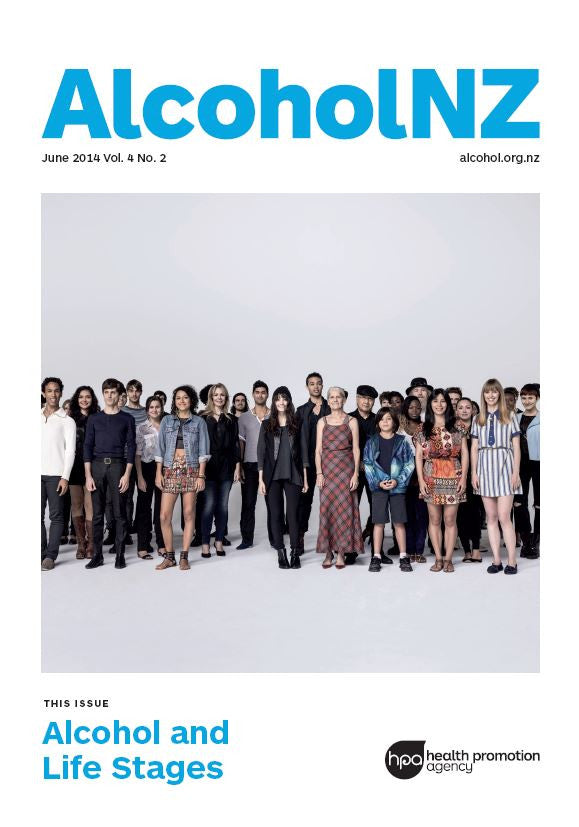 AlcoholNZ - June 2014 issue