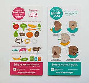 Infant Feeding Fridge Magnets (Set of 2, DL)