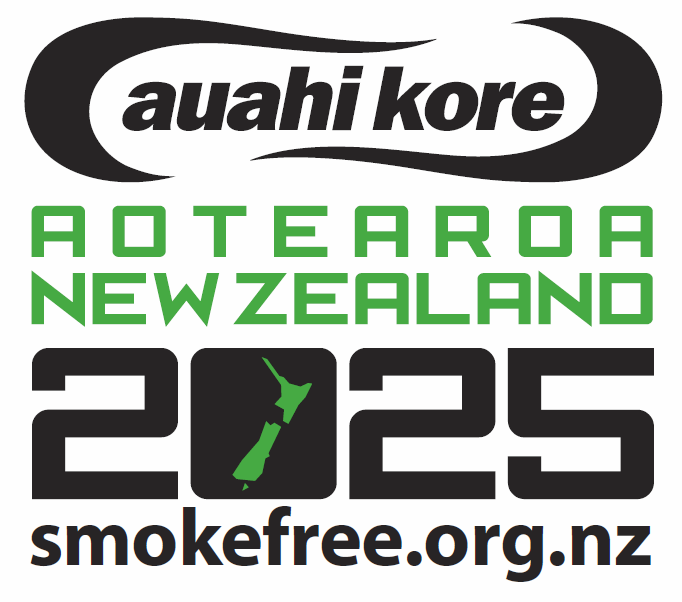 Smokefree 2025 Sticker Set (40 x 40mm) - Māori