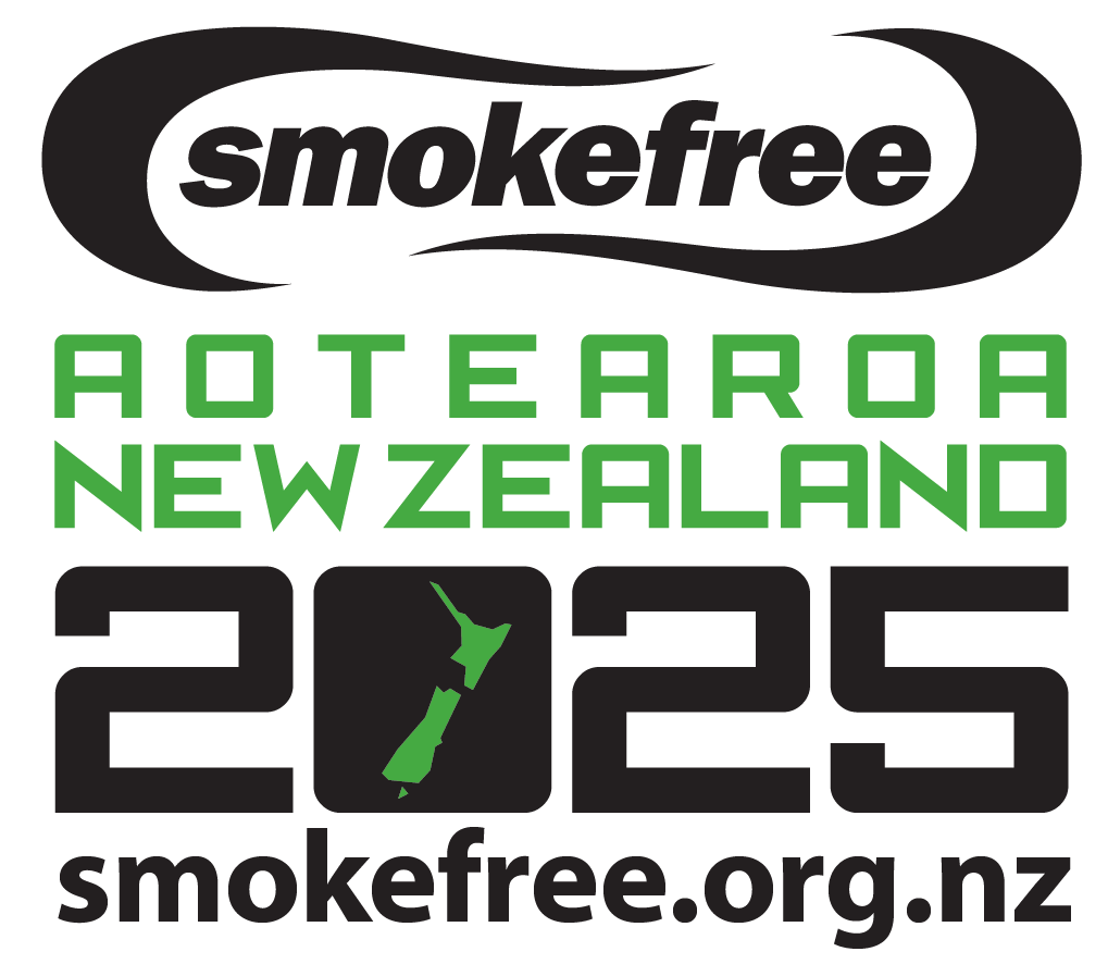 Smokefree 2025 Sticker Set (40 x 40mm) - English