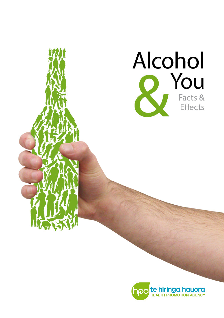 Alcohol Facts and Effects booklet