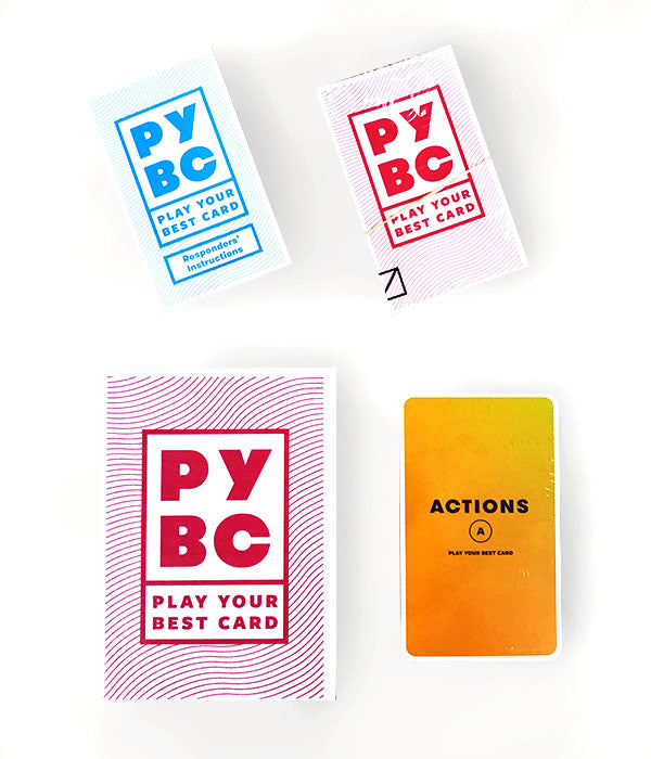 Play Your Best Card – game