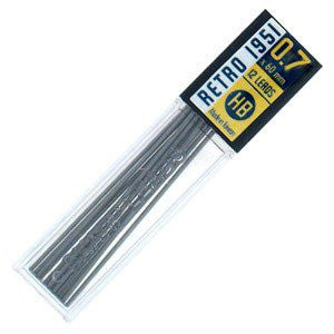 Hex-O-Matic Pencil Refill Lead Pack 0.7MM