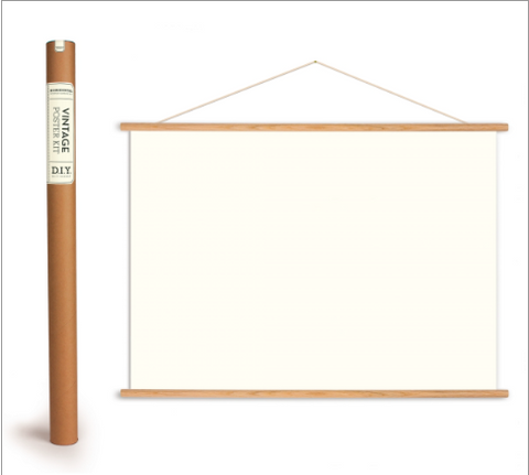 Horizontal Poster Kit