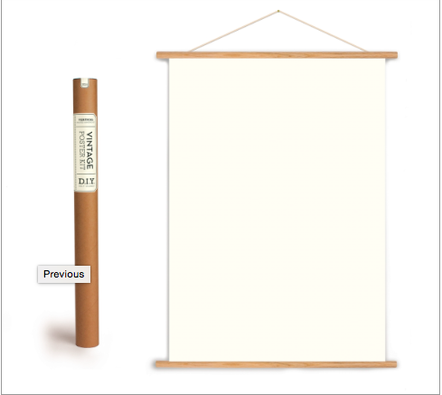 Vertical Poster Kit