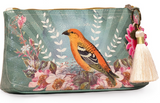 Papaya Small Accessory Pouch