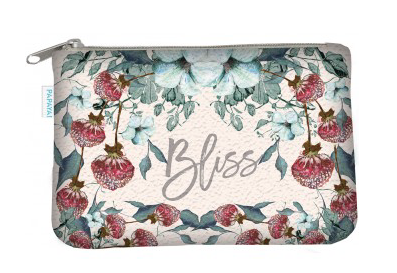 Bliss Pastel Thistle Coin Purse