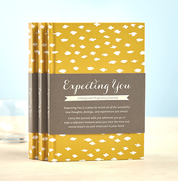 Expecting You - A Pregnancy Keepsake Journal