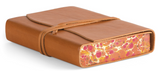 Tan Leather Roma Lussa Journal