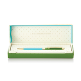 kate spade new york ballpoint pen - green and turquoise