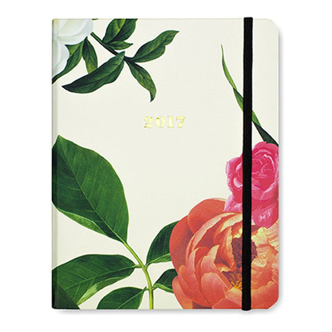 kate spade new york 17-month medium agenda - floral