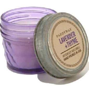 Lavender & Thyme Mini Relish Jar Candle