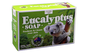 Country Life Eucalyptus Soap