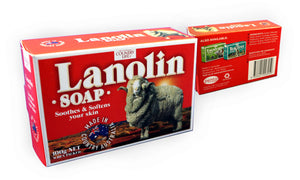 Country Life Lanolin Soap