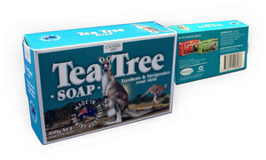 Country Life Tea Tree Soap