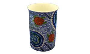Bunabiri Coffee Mugs - Colours of the Reef - Colin Jones
