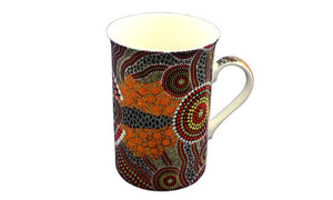 Bunabiri Coffee Mugs - Colin Jones - Colours of the Land