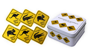Coaster- Road Signs