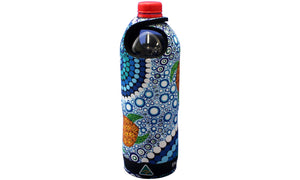 Bottle Coolers (600ml) - Colours of the Reef - By Colin Jones