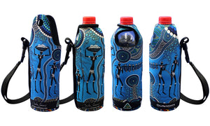 Bottle Coolers (600ml) - Hunters and Gatherers Reef - By Colin Jones
