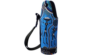 Drink Bottle Coolers (600ml)  - Hunters and Gatherers Reef - Colin Jones
