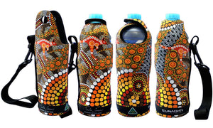 Bottle Coolers (600ml)  - Colours of the Land - By Colin Jones