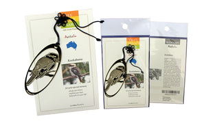 Kookaburra Bookmark