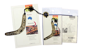 Boomerang Bookmark