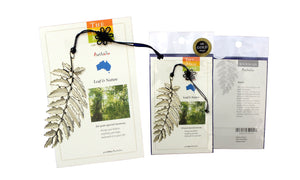 Acacia Leaf Bookmark