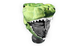 RooWho Wild Animal Fun Hats - Crocodile
