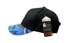 Bunabiri Indigenous Caps - Colin Jones - Hunters & Gatherers Reef