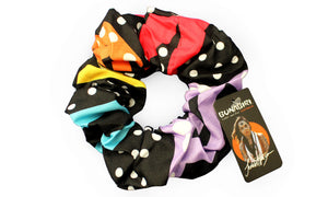 Hair Scrunchie - Jedess Hudson Rainbow River