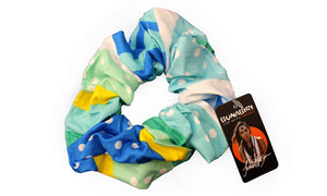 Hair Scrunchie - Jedess Hudson Rainbow Reef