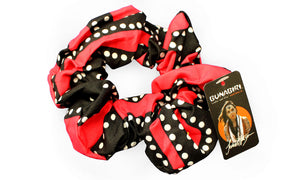 Hair Scrunchie - Jedess Hudson Dja Abu (Camp Ground)