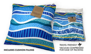 Cushion  - Jedess Hudson - Gudhu Galba (Rainbow Reef)