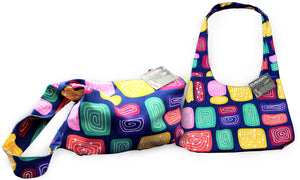 Hippy Sling Bags - Jedess Hudson -Gogo Wundu (Water Forest Country)