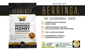Berringa Honey Lozenges