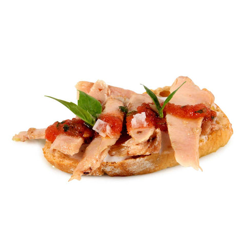 """Ventresca"" White Tuna in Olive Oil (fillets belly)"