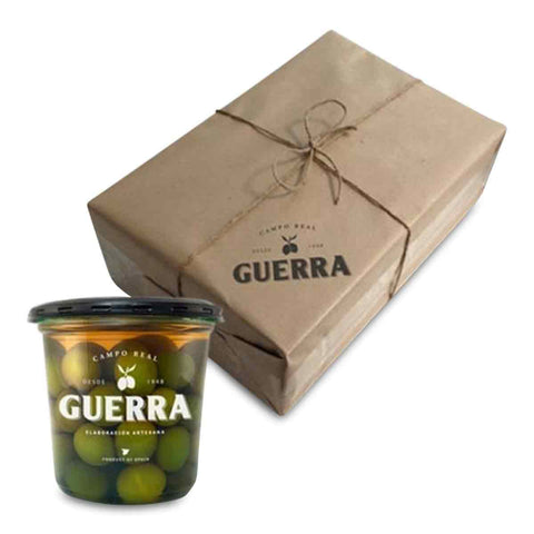 "Olives, The Authentic ""Campo Real"""