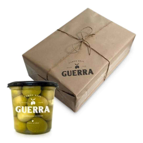 "Seasoned ""Gornal"" Variety Olives"