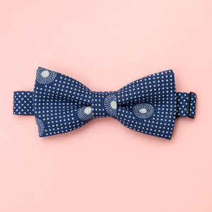 Winter Sun Shweshwe African Bow Tie